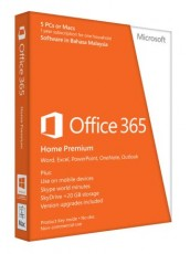 Microsoft Office 365 Home Premium 32bit/x64