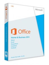 MS OFFICE 2013 HOME & BUSINESS 32-bit/X64