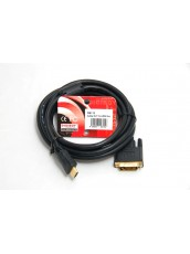 DIGIBOY Cable DVI To HDMI 3m